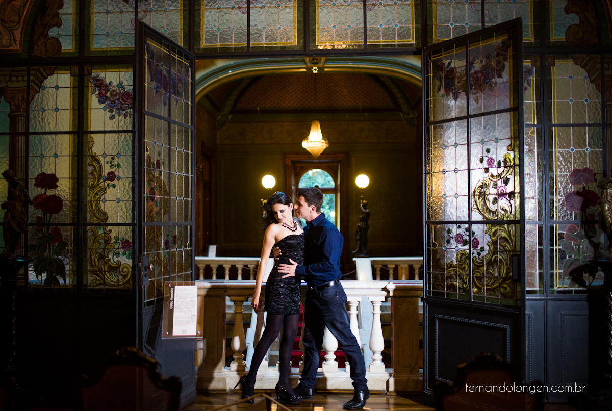 Sessão Pre Casamento Museu Cuz e Souza