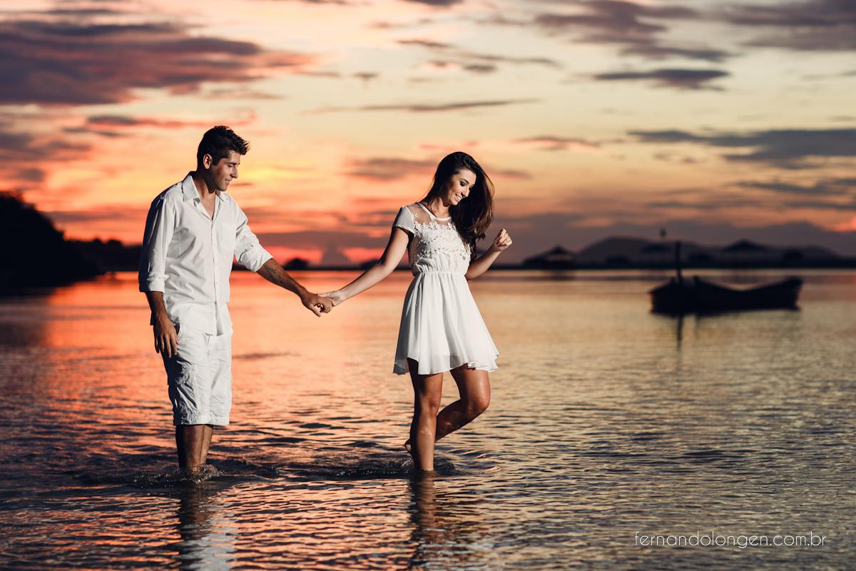 Favoritos Ensaio Pré Casamento na Ilha do Papagaio | Thayssa e Lucas XU25