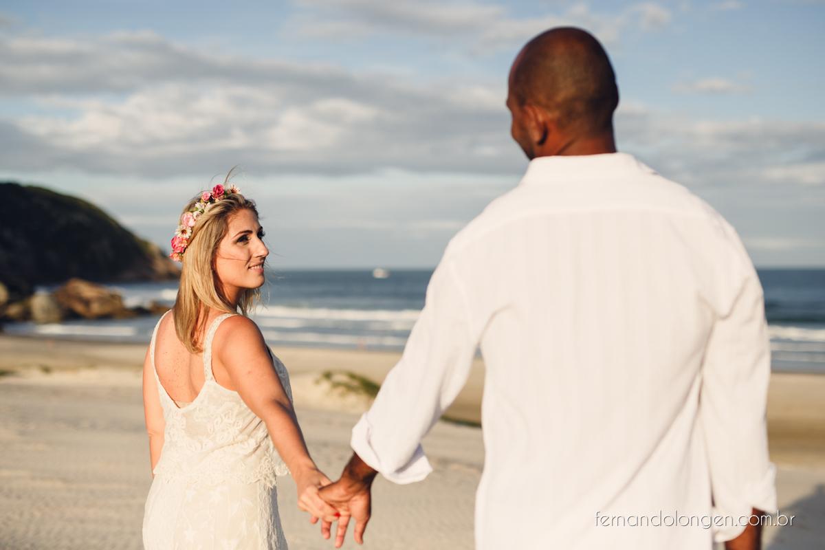 Fernando Longen Fotografo de Casamento em Florianópolis Ensaio Pré Casamento Noivos Casal Vanessa e Alessandro Praia Ceú Azul Por do Sol em Floripa (16)