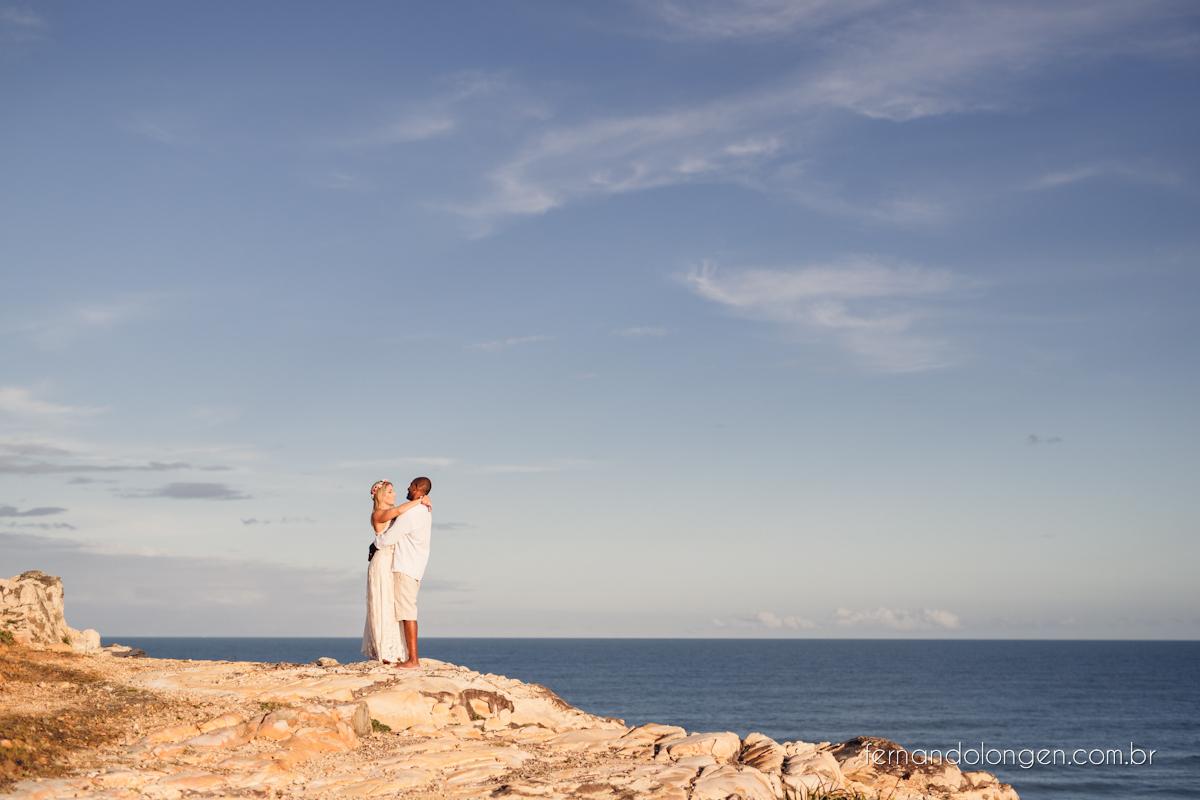 Fernando Longen Fotografo de Casamento em Florianópolis Ensaio Pré Casamento Noivos Casal Vanessa e Alessandro Praia Ceú Azul Por do Sol em Floripa (18)