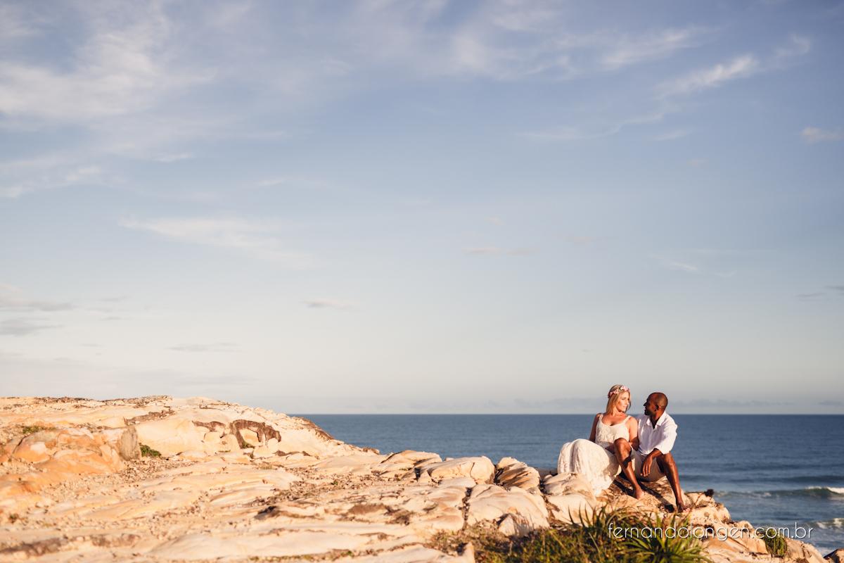 Fernando Longen Fotografo de Casamento em Florianópolis Ensaio Pré Casamento Noivos Casal Vanessa e Alessandro Praia Ceú Azul Por do Sol em Floripa (21)