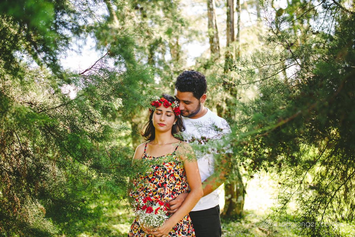 Ensaio Pré Casamento na Grande Florianópolis Rancho Queimado Fotografo Fernando Longen Noivos Tatiana e João (1)