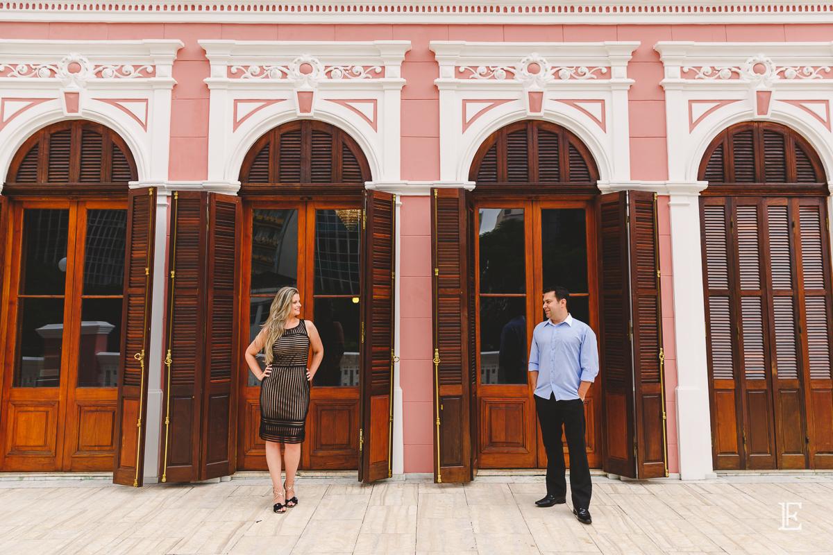 Pré Wedding em Florianópolis na Praia Fotografo Fernando Longen Museu Cruz e Souza