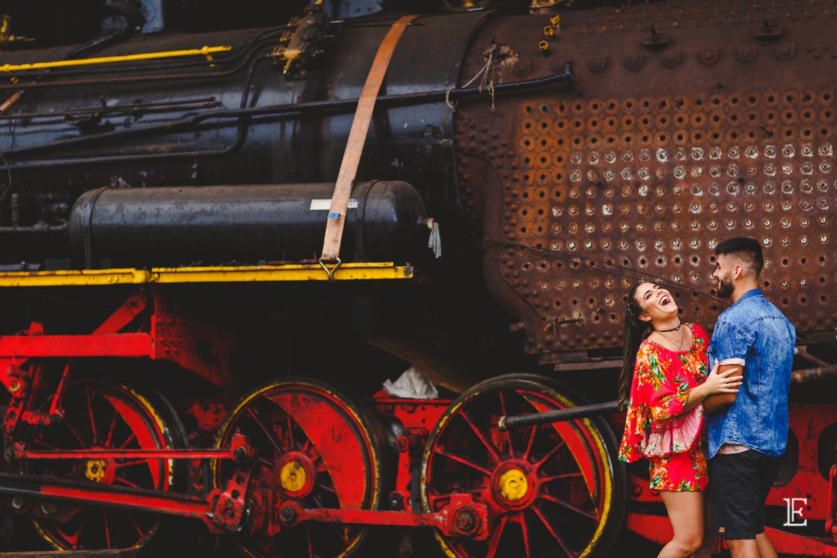Ensaio Pré Casamento, Estação de Trem, Noivos, Sessão, Maria fumaça, Fotografo Rio Negrinho, Fernando Longen (1)