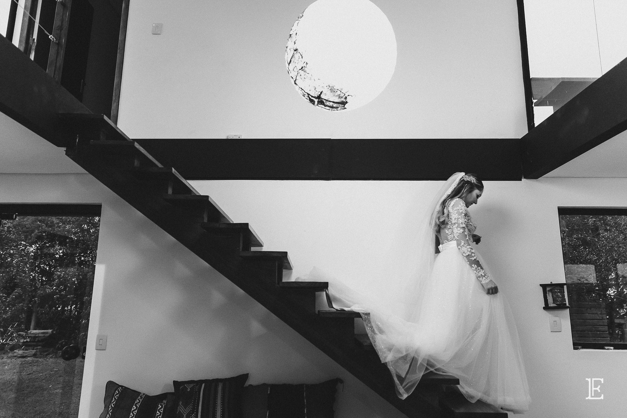 Making of da Noiva Bride Vestido de noiva